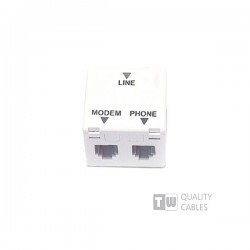 ADSL Splitter 2 Port